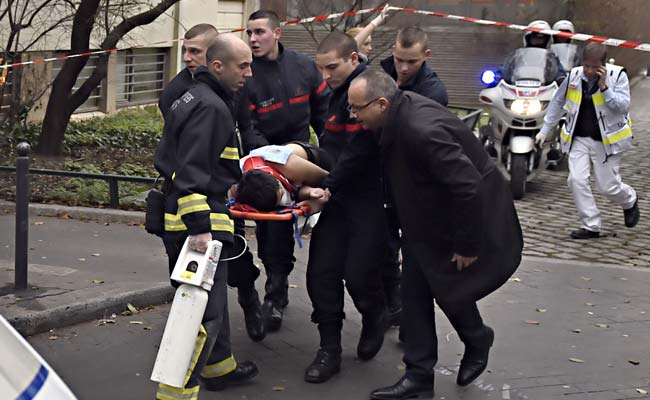 Islamic State Fighter Praises Attack on Paris Satirical Magazine