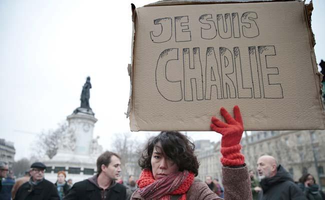 Suspected Islamists Kill 12 in Paris Attack on Satirical Magazine Charlie Hebdo