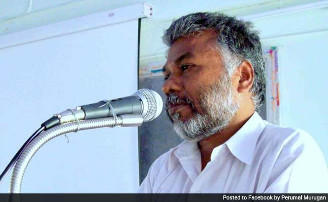 Perumal Murugan: Living Death Of A Writer