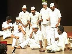 Mysuru Prisoners Take Center Stage With Portrayal of 'Macbeth'