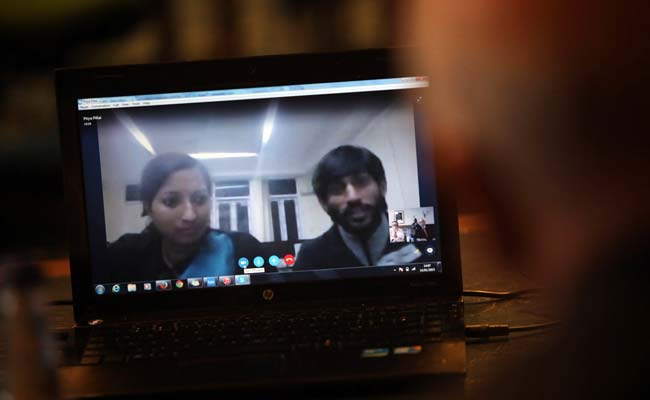 Greenpeace Campaigner Skypes London From Delhi After Travel Ban