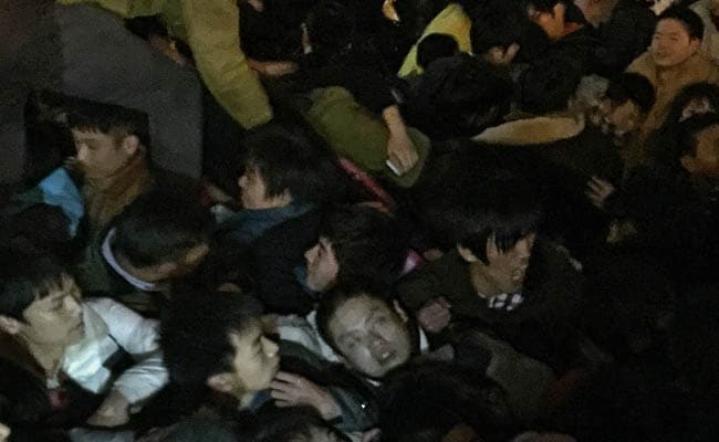 Shanghai Stampede Families Await Answers, Fear Being Silenced