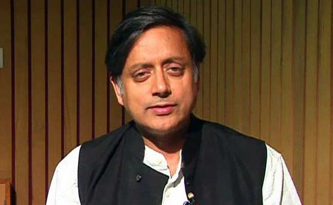 'Impressed' by PM Modi's Gesture, Says Shashi Tharoor