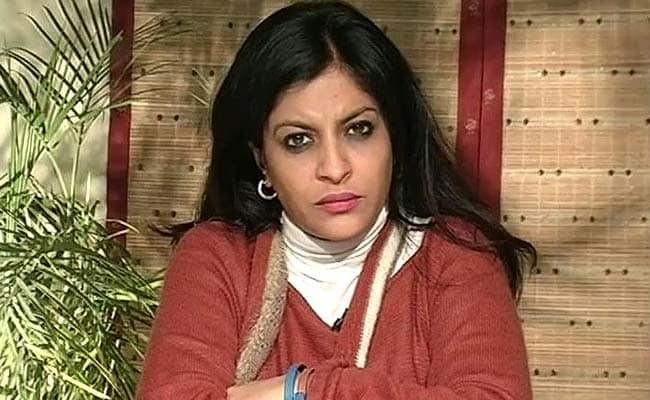 'Not Contesting Polls, Calm Down Folks,' Says Former AAP Leader Shazia Ilmi