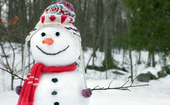 Snowmen Declared Anti-Islamic As Snow Falls in Saudi Arabia