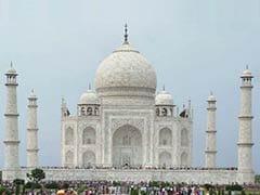 Uttar Pradesh to Develop Places Around Taj Mahal For Tourism