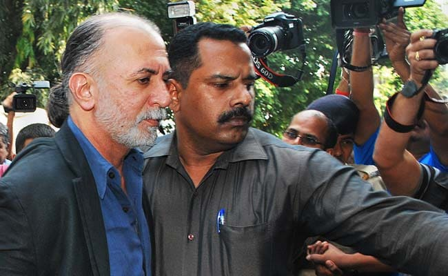 Court Orders Tehelka Former Editor Tarun Tejpal's In-Camera Trial For Sexual Assault