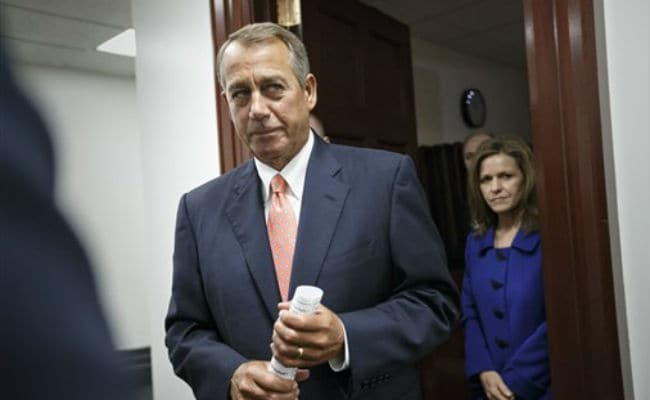 John Boehner Says Capitol Bomb Plot Shows Need for Surveillance Law