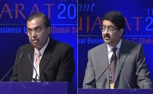 Vibrant Gujarat: Birlas, Ambanis Start With a Chunk of Investments