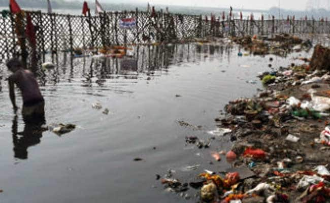 Build Special Ghats for Religious Items, National Green Tribunal Tells Authorities