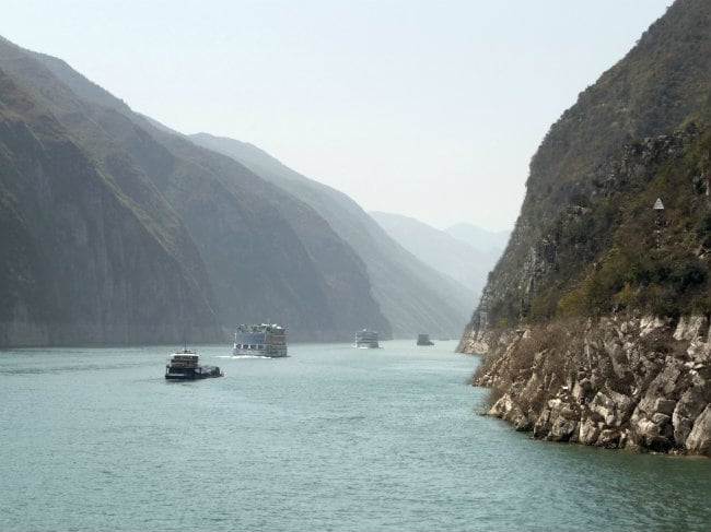 Foreigners Among Over 20 Missing After Tug Boat Sinks in China's Yangtze: Media Report