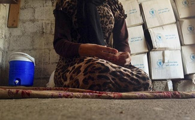 Female Yazidi Captives Forced to Give Blood to Wounded Islamist Fighters: Survivor