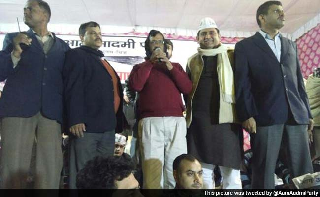 Eggs, Stone Thrown at Arvind Kejriwal, Says Party Volunteer