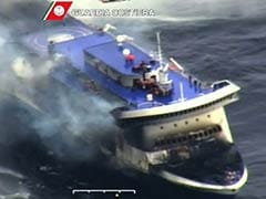 98 Still Unaccounted For From Fire-Ravaged Greek Ferry: Italy