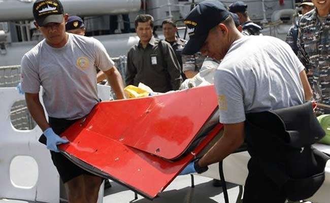 Slow Progress in AirAsia Crash Search