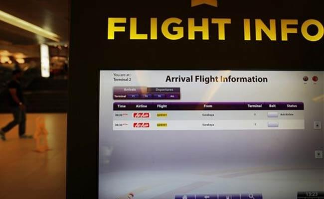 Doomed AirAsia Flight Schedule Unauthorised: Indonesia
