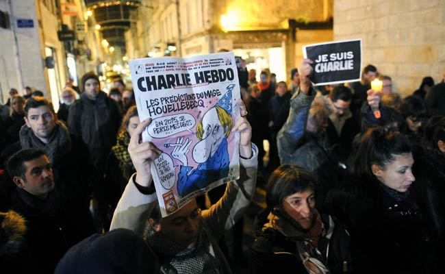 Firebombing at German Paper That Ran Charlie Hebdo Cartoons