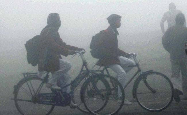 Dense Fog, Drizzle Make Uttar Pradesh Chilly