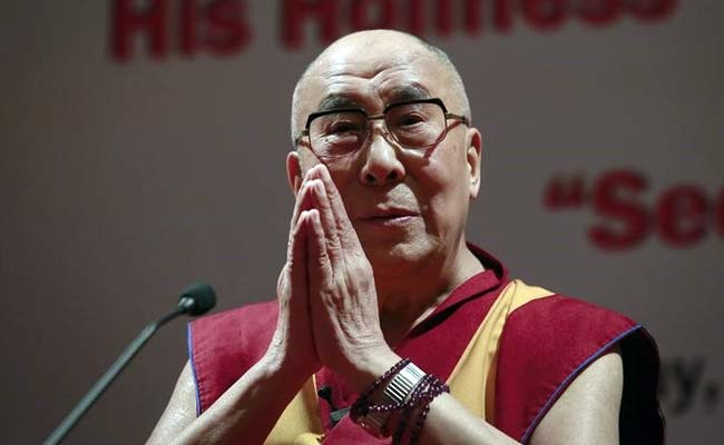 Indians Are My Mentor, Says Dalai Lama