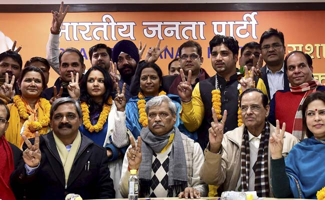 Delhi Polls: BJP Announces 21-Member Election Committee