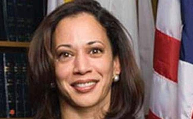 Indian-American Kamala Harris Wins Major Endorsement For US Senate Bid
