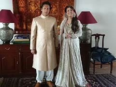 For Imran Khan's New Bride, A Row Over Alleged Domestic Abuse