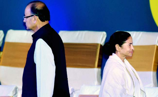 Bonhomie Between Mamata Banerjee, Arun Jaitley Proved Short-Lived