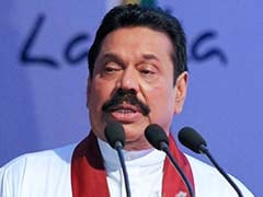 Former Sri Lankan President Mahinda Rajapaksa Vows to Remain in Politics
