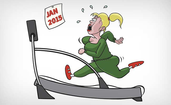 The Top 10 New Year Resolutions Most of Us Fail Every Year