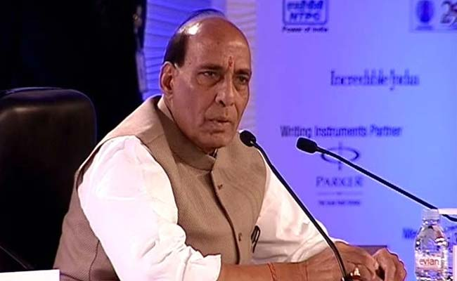 None Can Dare Cast an Evil Eye on India: Home Minister Rajnath Singh
