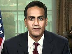 US Ambassador Richard Verma Wraps up His 2-Day visit