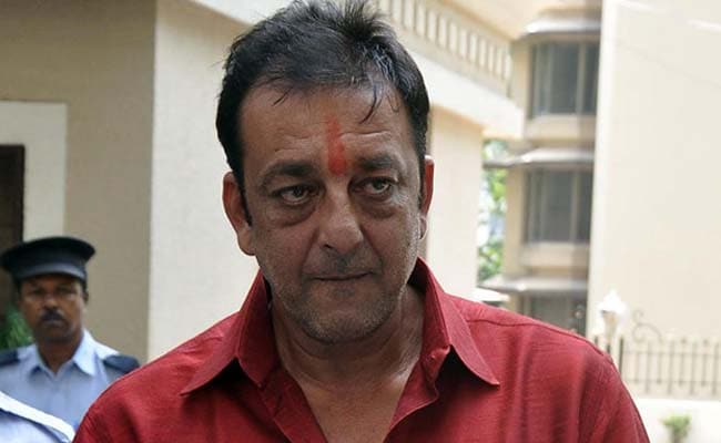 Actor Sanjay Dutt Surrenders to Prison Officials