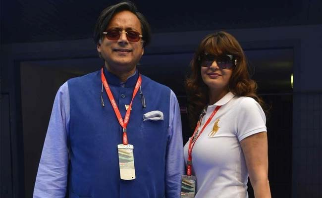 Delhi Police Questions Shashi Tharoor's Friend, Security Officer, in Sunanda Pushkar Case