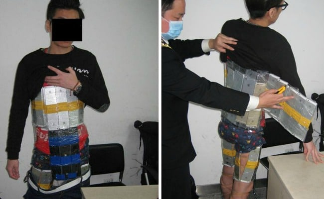 Internet Can't Get Over the Man Who Tried to Smuggle 94 iPhones, And Failed