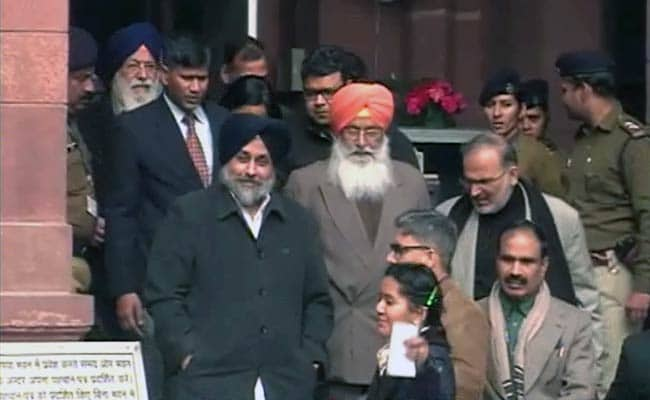 Punjab Government Seeks Release of Sikh Prisoners Who Have Completed Minimum Jail terms