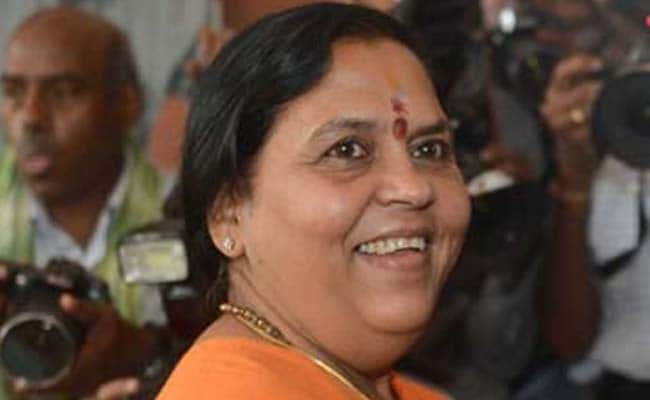 Masses Will be Involved in Ganga Rejuvenation Programme: Uma Bharti