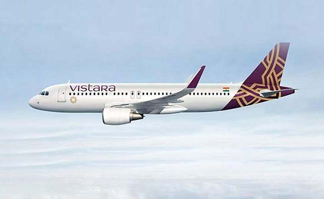 Vistara Likely to Take Delivery of 3rd A-320 This Week