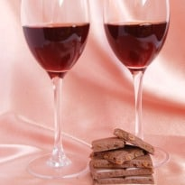 Red Wine, Chocolate Sharpen Your Mind