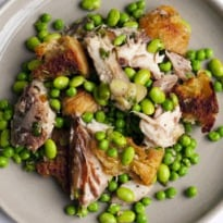 Nigel Slater's Substantial Winter Salad Recipe