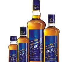 ABD's Semi Premium Whisky, 'Officer's Choice Blue'- Now in Delhi