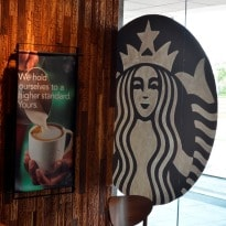 Starbucks Opens Doors to its Second Store in New Delhi