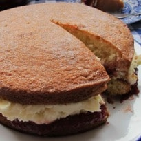 how to make the perfect victoria sponge cake ndtv food