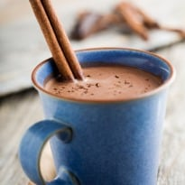 Hot Chocolate Can Keep Brain Healthy