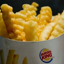 Less fatty fries hit Burger King menus in US