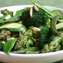 Go Green to Boost Metabolism