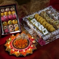 Bollywood stars share their love for Indian sweets