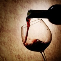 Sip Red Wine for Healthy Heart, Brain