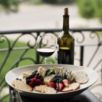A seven-city tour on wine and food pairing