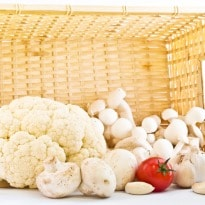 Including white vegetables in your diet is beneficial