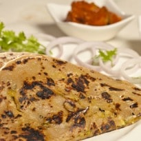 The Classic Paratha Recipe Gets a Regional Twist